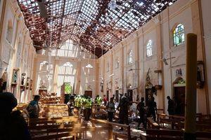IS tung bằng chứng về sự liên quan tới các vụ tấn công tại Sri Lanka