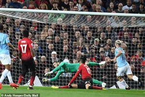 Trực tiếp derby MU vs Man City đá bù vòng 31 Ngoại Hạng Anh