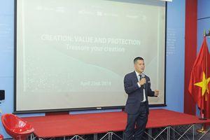 Đạo diễn Việt Tú: 'Bỏ qua quyền, nghĩa vụ về sở hữu trí tuệ, là tự đánh mất cơ hội phát triển tài sản của mình'