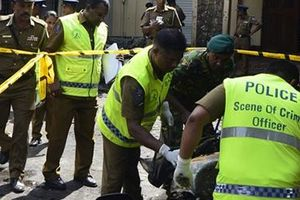 Ngày Phục sinh buồn ở Sri Lanka