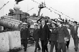 Đại tướng Lê Đức Anh - những bước trường chinh không ngừng nghỉ