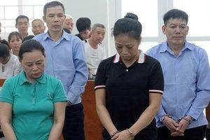 Người đàn bà 'cầm trịch' đường dây ma túy lớn nhận án tử