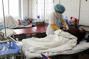 Gia tăng bất thường bệnh nhân mắc cúm