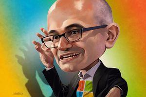 Vượt mặt Apple, Microsoft trở thành công ty 1.000 tỷ USD