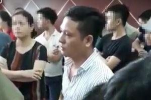 Cô gái bị 'đặt tay lên đùi' khi chờ thang máy chung cư ở Hà Nội