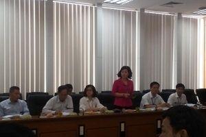 Quận Long Biên sơ kết ứng dụng công nghệ hỗ trợ doanh nghiệp