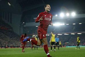 Van Dijk vượt mặt Sterling giành giải Cầu thủ xuất sắc nhất năm