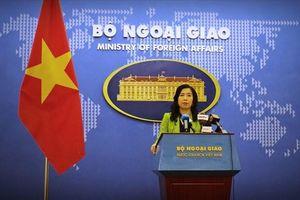 Việt Nam thông tin về tình hình sức khỏe Tổng Bí thư, Chủ tịch Nước