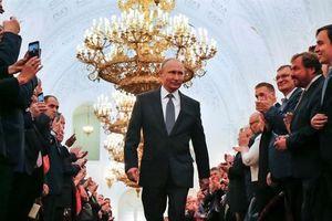Ông Putin tự tin: Kinh tế Nga vươn top 5 thế giới