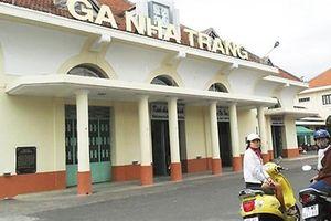 Di dời ga Nha Trang, nghi nhắm đất vàng: Mới nghe nói