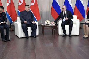 Thượng đỉnh Nga-Triều: Trọng tâm là vấn đề hạt nhân