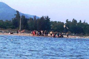 Kịp thời cứu năm em nhỏ bị đuối nước tại sông Roòn