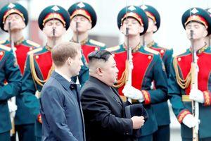 Thượng đỉnh Nga - Triều Tiên: Mục tiêu giảm cấm vận