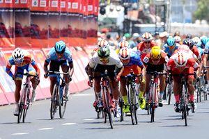 Cúp xe đạp Truyền hình: Nguyễn Thành Tâm lần thứ 3 thắng chặng