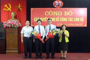Quảng Bình: Điều động cán bộ giữ chức vụ chủ chốt