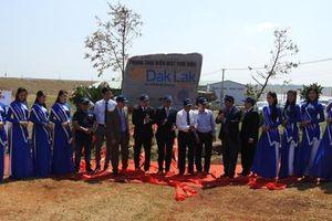 Đắk Lắk: Khánh thành nhà máy điện mặt trời thứ 2 hòa lưới điện quốc gia