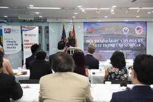 Mỹ mời gọi doanh nghiệp Việt đầu tư