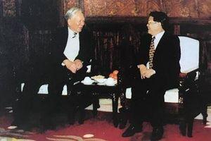 'Nguyên Chủ tịch nước Lê Đức Anh là một cán bộ toàn tài'