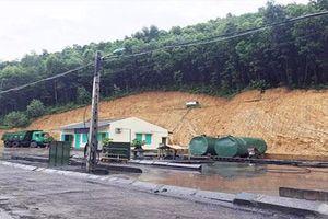 Công ty CP Sản xuất và Thương mại than Uông Bí: Phát triển gắn với bảo vệ môi trường