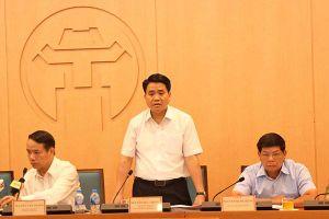 Chủ tịch Hà Nội: Sớm xây hàng rào bảo vệ sân bay Miếu Môn ở Đồng Tâm