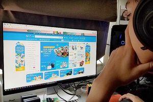 Thương mại điện tử xuyên biên giới: 'Cuộc chiến' dịch vụ nhận mua hộ