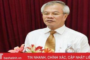 Lấy ý kiến nhân dân Hà Tĩnh tặng Huân chương Lao động hạng nhất cho ông Trần Nam Hồng
