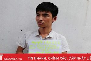 Tóm gọn đối tượng chuyên mua bán trái phép chất ma túy trên địa bàn TP Hà Tĩnh