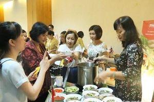 ASEAN tổ chức Lễ hội ẩm thực gây quỹ hỗ trợ trẻ em nghèo vượt khó