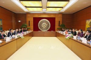 Quốc hội Việt Nam sẽ tăng cường trao đổi thông tin với Quốc hội Lào