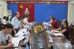 Tiếp, giải quyết các vụ việc tại thành phố Thái Nguyên và huyện Phú Lương