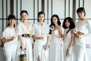 Ngô Thanh Vân và dàn mỹ nhân Việt 'đọ sắc' trắng tinh khôi ở buổi ra mắt sách đầu tay