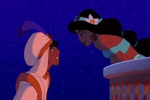 Nhìn lại 10 cặp đôi nhà Disney (P.2): Ai có thể vượt qua Belle và Quái vật Adam?