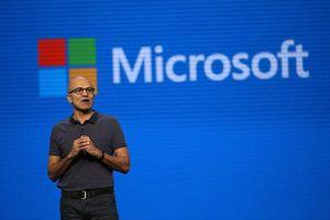 Microsoft lần đầu đạt mốc 1 nghìn tỷ USD giá trị, chạm đích vinh quang sau Apple và Amazon