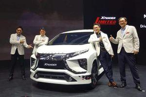 Mitsubishi Xpander phiên bản giới hạn giá 19.400 USD, chỉ sản xuất 1.000 xe