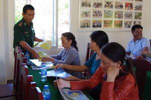 Đồn Biên phòng Chí Linh tuyên truyền phổ biến giáo dục pháp luật cho ngư dân
