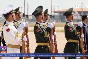 Thủ tướng Nguyễn Xuân Phúc bắt đầu chương trình tham dự Diễn đàn 'Vành đai và Con đường'