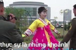 Những điều thú vị trong đám cưới của cô dâu-chú rể Triều Tiên