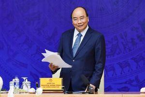 Thủ tướng Nguyễn Xuân Phúc lên đường dự Diễn đàn cấp cao hợp tác Vành đai và Con đường