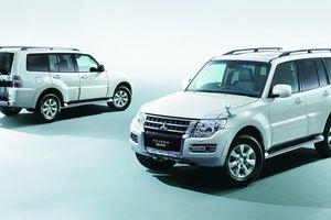 Mitsubishi Pajero ra mắt phiên bản cuối cùng, giới hạn 700 chiếc