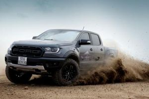 Doanh số bán lẻ của Ford Việt Nam tăng 39% trong Quý I/2019