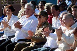 Khánh thành trường hữu nghị Việt Nam - Cuba tại Santiago