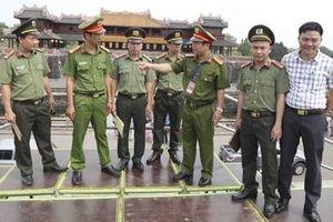 Lực lượng Công an chủ động bảo đảm an toàn Festival nghề truyền thống Huế