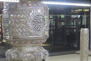 Chiêm ngưỡng những 'kiệt tác' do quan xưởng triều Nguyễn chế tác