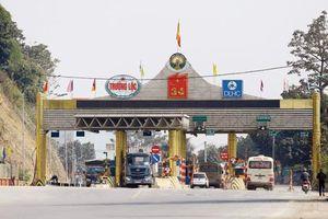 Cho phép thu phí dự án BOT Hòa Lạc - Hòa Bình từ ngày 3-5