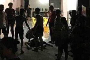 Bắc Giang: Mâu thuẫn, hai người bị đâm chết trong quán bia