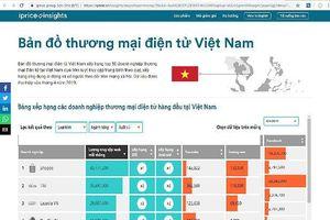 Lazada tụt hạng trên bản đồ thương mại điện tử Việt Nam, Shopee và Tiki 'soán ngôi'