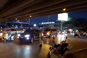 Chủ động phân luồng từ xa không để ùn tắc tại các cửa ngõ Thủ đô