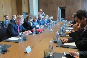 Nga nỗ lực thành lập ủy ban hiến pháp mới cho Syria