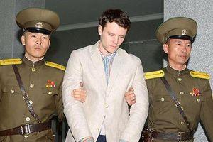 Triều Tiên buộc Mỹ bồi thường 2 triệu USD phí chăm sóc Otto Warmbier