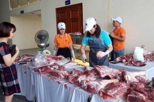 Thúc đẩy tiêu thụ lợn thương phẩm an toàn